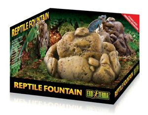 Reptile Fountain by Exo Terra (Pump Included)