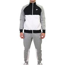Nike Sportswear CE Fleece Trainingsanzug Grau Herren BV3017 063