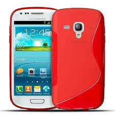 Phone Case Samsung Galaxy S3 Mini Silicone Skin Case Slim Cover Case
