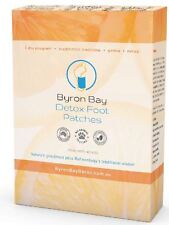 Byron Bay detox foot patches | 7 pairs | 1 box