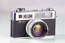 YASHICA CLASSIC FOTOCAMERA TELEMETRO ELECTRO 35 1.7 45mm CLAd MADE IN JAPAN