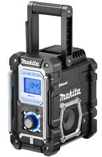 Makita Baustellenradio DMR 106 B Bluetooth USB Aux In Radio 7 2-18V