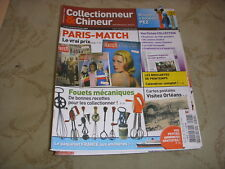 COLLECTIONNEUR CHINEUR 056 20.03.2009 FERNANDEL MICHELIN PAQUEBOT FRANCE BRIQUET
