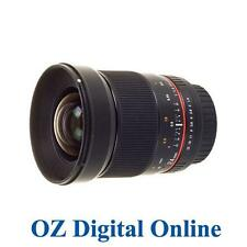 New Samyang 24mm f/1.4 ED AS UMC F1.4 Lens for Canon 1 Yr Au Wty