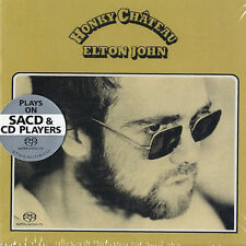 ELTON JOHN - HONKY CHATEAU - SACD SUPER AUDIO CD NEW
