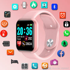 Reloj inteligente para mujer Iphone Apple Samsung Android y resistente al agua