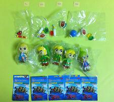 Nintendo Box Figure Collection Vol.4 Complete Set Zelda Densetsu Tact JAPAN USED