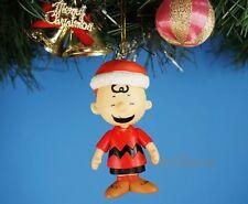Dekoration XMAS WEIHNACHTEN Ornament Dekor Peanuts Snoopy Charle Brown *K1020_K