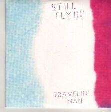 (CN385) Travelin' Man, Still Flyin' - 2012 DJ CD