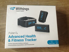 Withings Pulse Ox Activity Sleep Heart Rate and Spo2 Tracker