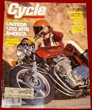 Cycle Magazine June 1978 Laverda 1200, Husqvarna 250 CR, Yamaha IT 250
