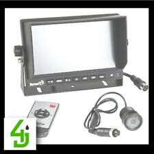 Rear Observation System with Recessed Night Vision Camera 8883020