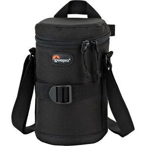 Lowepro Padded Bag for a Medium Zoom Lens Case 9x16cm (Black)  Mfr # LP36979