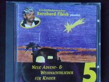 Bernhard Fibich/Neue Advent & Weihnachtslieder für Kinder 9 Track/CD