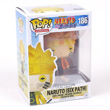 NARUTO SHIPPUDEN - FIGURA NARUTO / SIX PATH / FUNKO POP! #186 REPLICA FIGURE