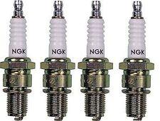 4 NGK DPR7EA-9 SPARK PLUGS HONDA VT1100 VT 1100 C2 SABRE 2000 2001 2002 2003-07