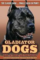 Gladiator Dogs, Brand New, Free P&P in the UK