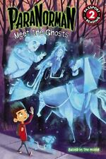 Passport to Reading Level 2: ParaNorman: Meet the Ghosts by Lucy Rosen (2012,...