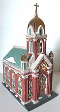 Dept. 56 Holy Name Church Christmas in the City Retired 2003 New 58875