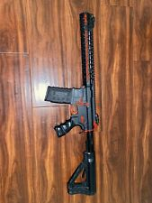 G&G Airsoft Rifle - AR-15 Red Edition
