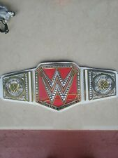 WWE Wrestling Superstars Raw Womens Championship Title Belt Replica collectible