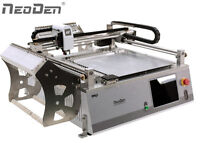 SMT Desktop Pick and Place Machine with Vision System NeoDen3V-Adv