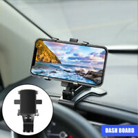 360° Holder Clip Car Auto Mount Dashboard Stand Holder Cell Phone GPS Universal