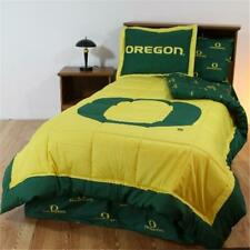 College Covers Orebbqu Oregon Bed in a Bag Queen- With Team Colored Sheets