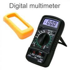 Digital Multimeter Voltmeter Ammeter Buzzer Tester Ac Dc Ohm Current With Test Pen