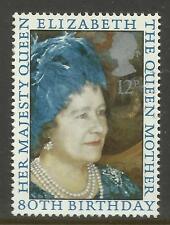 GREAT BRITAIN 1980 80th Birthday QUEEN ELIZABETH QUEEN MOTHER 1v MNH