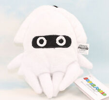15cm Super Mario Bros Blooper Squid Figure Plush Toy Octopus Soft Doll pendant F