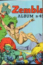 "ZEMBLA ALBUM N°45 - Recueil "" 206, 207, 208, 209 """