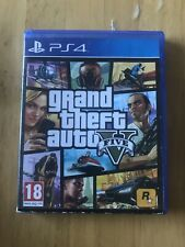 gta 5 ps4 case only no manual