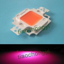10pcs 10 Watt Full Spectrum Led Chip 380nm840nm 900ma Plant Grow Lights New