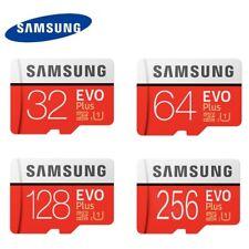Samsung EVO plus Carte Micro SD,Carte mémoire 128Go, 64Go, 32Go, 16Go...Etc