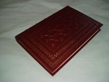 Leather Signed 1950-Now Antiquarian & Collectable Books