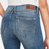 Ksubi Jeans /'SUPER SKINNY ZIP ELECTRIC BLUE/' NEW RRP $299 Womens Size W31 L34