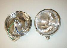 HONDA CT70 1969-1971 Z50 1972-1978 OEM Replacement Head Light & Light Bulb !!