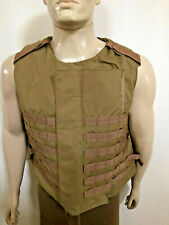 New Specialty Defense Khaki Tan Outer Tactical Base Vest Plate Carrier (Xl)
