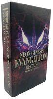 PSP Neon Genesis Evangelion 2 Built Sekai 10th Anniversary Box Japan US Seller