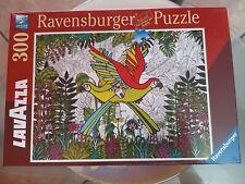 Raro Puzzle Ravensburger Lavazza 300 pezzi softclick Technology da collezione