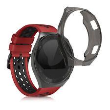 Fitnesstracker Schutzhülle für Huawei Watch GT 2e klar Hülle Cover Fitness