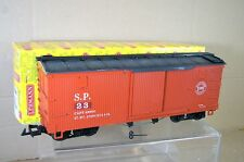 LGB 4067 SOUTHERN PACIFIC SP BOX CAR WAGON 23 BOXED nd