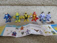 Imaginext DC Super Friends Blind Bag Series 6 Pick one NEW 100% or individual bb