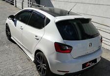 For Seat Ibiza 6J 6P 4/5 DOOR REAR SPOILER ROOF WING REAR CUPRA style