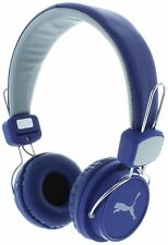 Puma League Over Ear DJ Style Headphones Earphones Headset Phone MP3 iPod Tablet