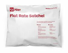 Australia Post Flat Rate Satchel 3kg (10 bag pk) - excludes postage