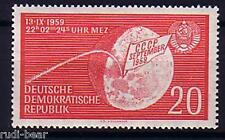DDR Nr.   721  **  Landung sowjetische Weltraumrakete Lunik2 auf dem Mond