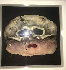 Masque porté dans Clip Ghost Worn Michael Jackson Mask Head Figure Unique COA