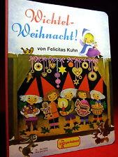 WICHTEL - WEIHNACHT  von Felicitas Kuhn    Pestalozzi  Buch  *